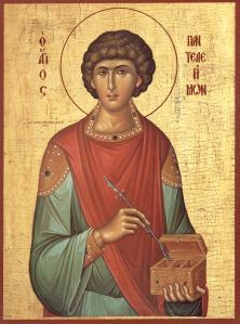 Светиот великомаченик и исцелител Пантелејмон
